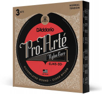EJ45-3D - ProArté Classical Nylon - Normal Tension, 3er Pack