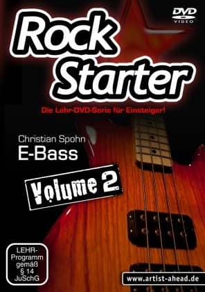 Christian Spohn - Rockstarter Vol. 2 - E-Bass