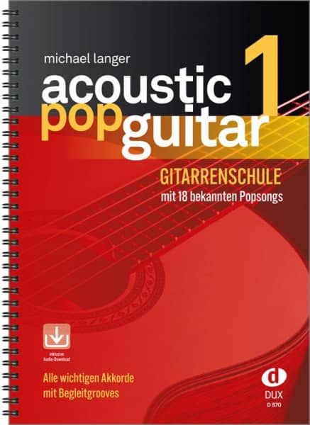 Michael Langer - Acoustic Pop Guitar 1