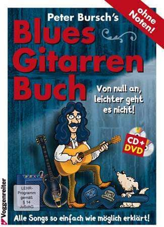 Peter Bursch's Blues Gitarrenbuch