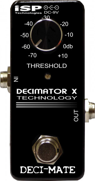DECI-MATE Mini Pedal