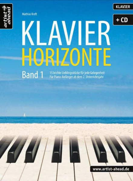 Mathias Kreft - Klavier-Horizonte - Band 1