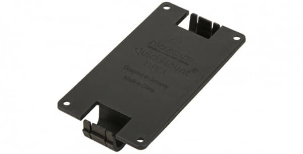 QuickMount Type A - Pedal Mounting Plate For Standard Single Pedals