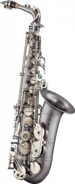 Altsax Splendid Black Finish AS4248SFB-GH