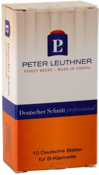 Professional 2,0 B-Klarinette Deutsch 10er Pack