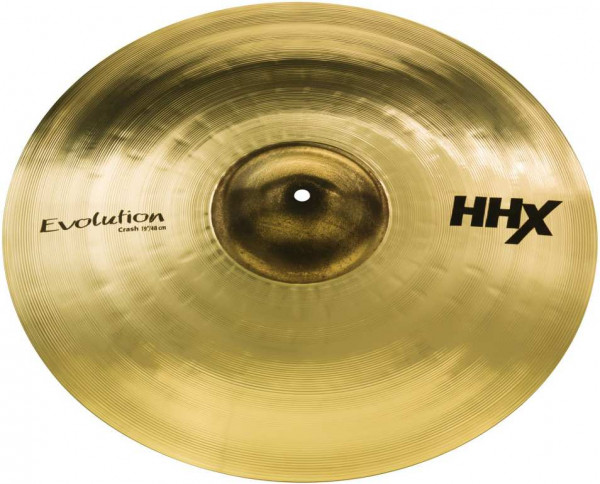 HHX Evolution Crash - 19 Zoll