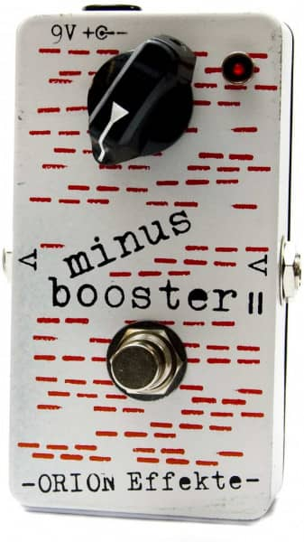 Minus Booster 2