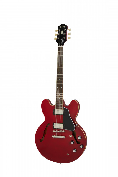 Inspired by Gibson ES-335 Cherry