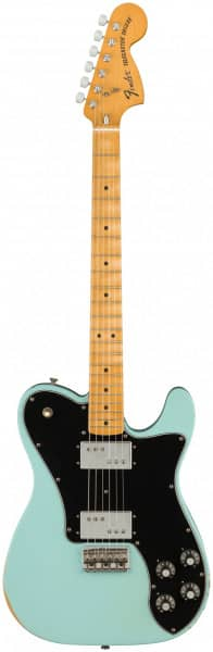 Road Worn 70s Telecaster Deluxe DPB