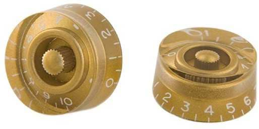 Speed Knobs Gold