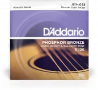 EJ26 - Acoustic Phosphor Bronze 11-52