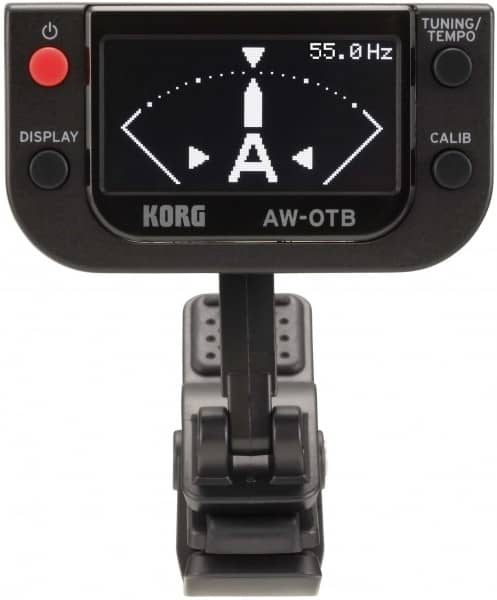 AW-OTB OLED Clip-On Tuner Bass