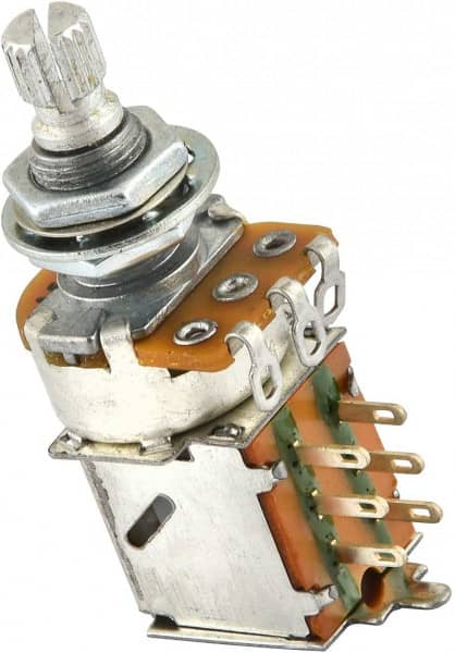 E-500 P 500k Push Pull Potentiometer