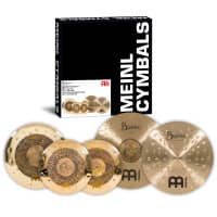 B15182021 Byzance Assorted Cymbal Set