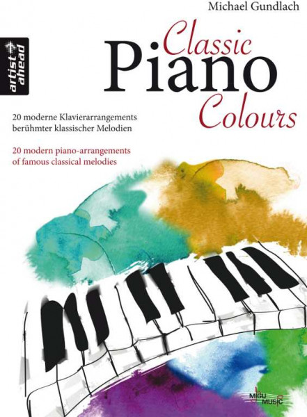 Michael Gundlach - Classic Piano Colours