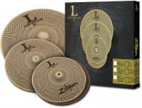 L80 Low Volume Cymbal Set 468