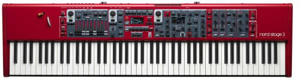 Nord Stage 3 88   - SESSION SET -