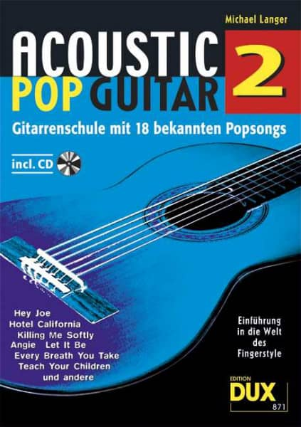 Michael Langer - Acoustic Pop Guitar 2