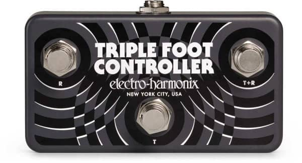 Triple Foot Controller