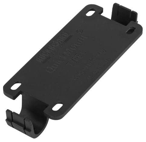 QuickMount Type L - Pedal Mounting Plate For Standard Mini Pedals