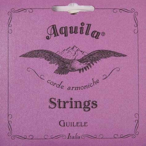 Guitarlele Strings - New Nylgut Guilele String Set, A-Tuning