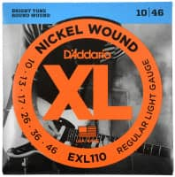 EXL110 - XL Electric Nickel Wound 10-46