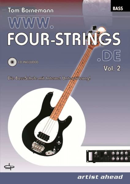 Tom Bornemann - www.four-strings.de Vol. 2