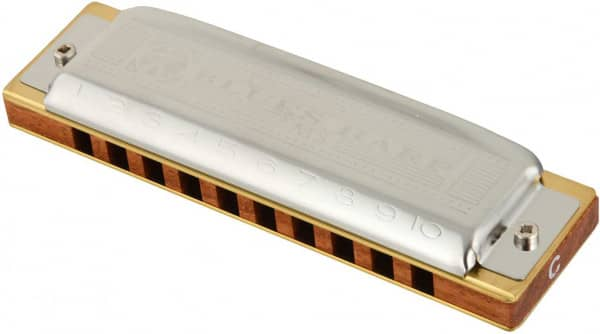 Blues Harp MS As-Mundharmonika
