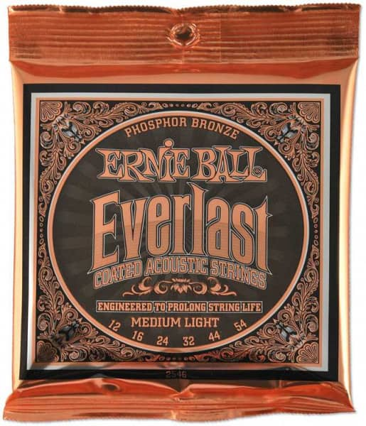 2546 Everlast Phosphor Bronze Medium Light