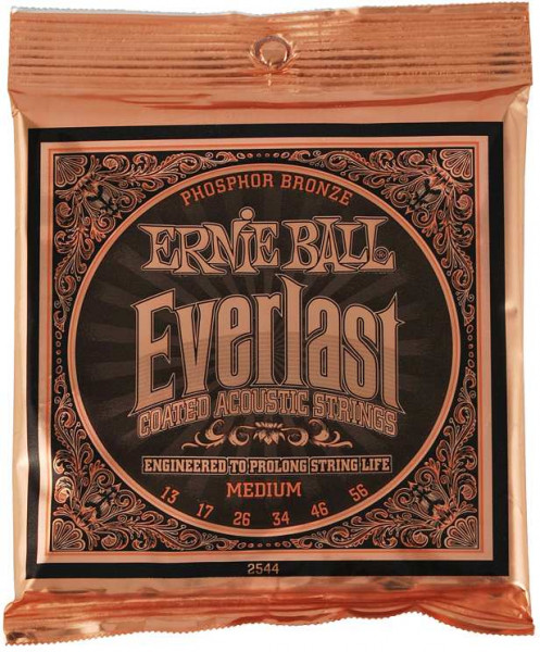 2544 Everlast Phosphor Bronze Medium
