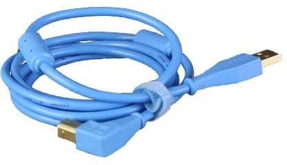 Chroma Cable Angled Blue