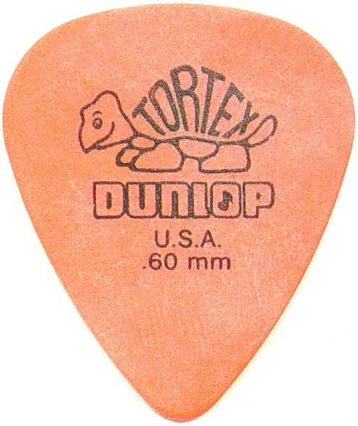 Pick Tortex STD 0.60