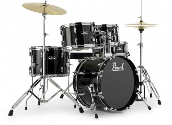 Roadshow Junior Drumset - Jet Black
