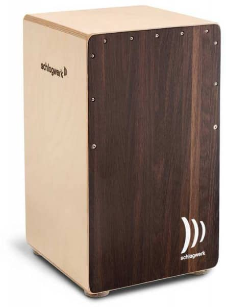 CP 408 Cajon 2inOne Dark Oak   - SESSION SET -