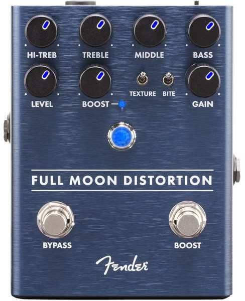 Full Moon Distortion Pedal