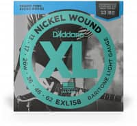 EXL158 - XL Electric Bariton Nickel Wound 13-62