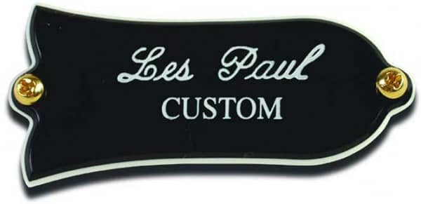 Truss Rod Cover Les Paul Custom