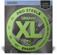 EPS300 - XL Bass Pro Steels, Long Scale 43-107