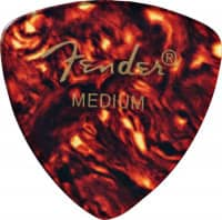 346 Shape Classic Celluloid Pick - Extra Heavy - Shell