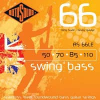 RS66LE Swing Bass Stainless Steel 050 - 110