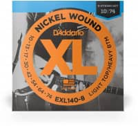 EXL140-8 - XL 8-String Electric Nickel Wound 10-74