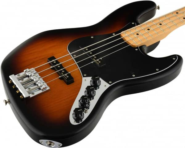 Deluxe Jazz Bass MN 3TSB