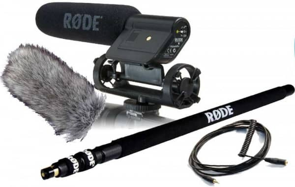 VideoMic Essential Pack