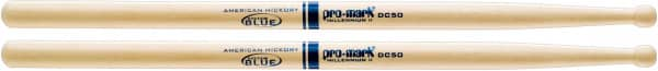 DC50 System Blue Marching - Hickory - Wood Tip (TXDC50W)