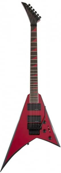 Rhoads RRX24 Red with Black Bevels