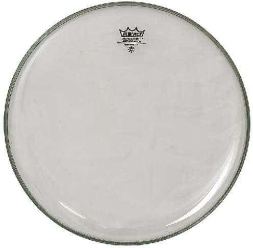 Ambassador - Bass Drum Fell - 22 - Clear -