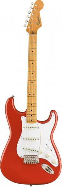 Classic Vibe Stratocaster 50s MN FRD