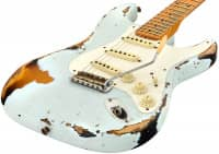 Custom Shop 1956 Stratocaster HVYREL SFASB over 3TS