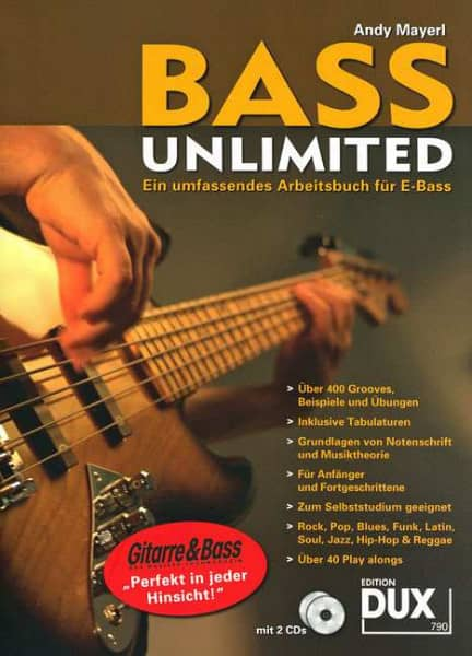 Andy Mayerl - Bass Unlimited