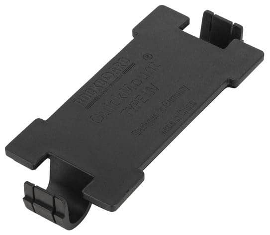 QuickMount Type UV - Universal Pedal Mounting Plate For Vertical Pedals